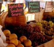 A Tour of a San Diego Farmers' Market