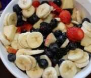 Fresh Fruit Morning Salad