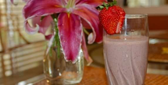 Plant-Protein Shake: Good Morning!