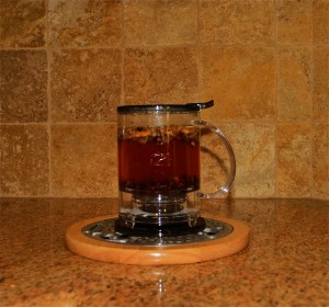 Teavana TeaMaker and how to use it on ThePlantBasedDiet.com