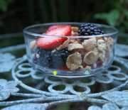 Crunchy Fresh Fruit Cereal