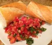 Siena Marilyn's Fabulous Bruschetta Recipe