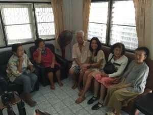 My Thai Family Reunion