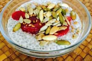 Chia Seed Pudding: For Breakfast Or Dessert!