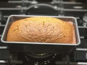 Pumpkin Bread Loaf, Gluten-Free